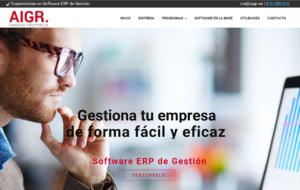 web AIGR. Asesoría Informática