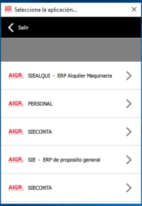 Demo ERP CLOUD gestión